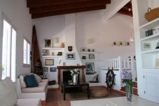 Villa en El Pilar de la Mola - Casa Canción del Viento