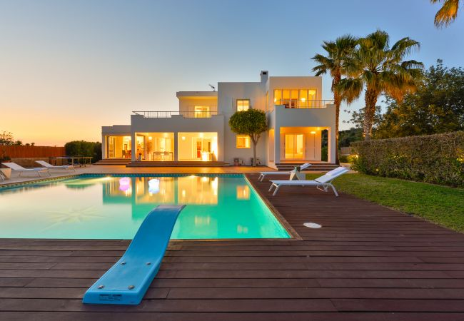 villa à Ibiza - VILLA FLUXA (CAN)
